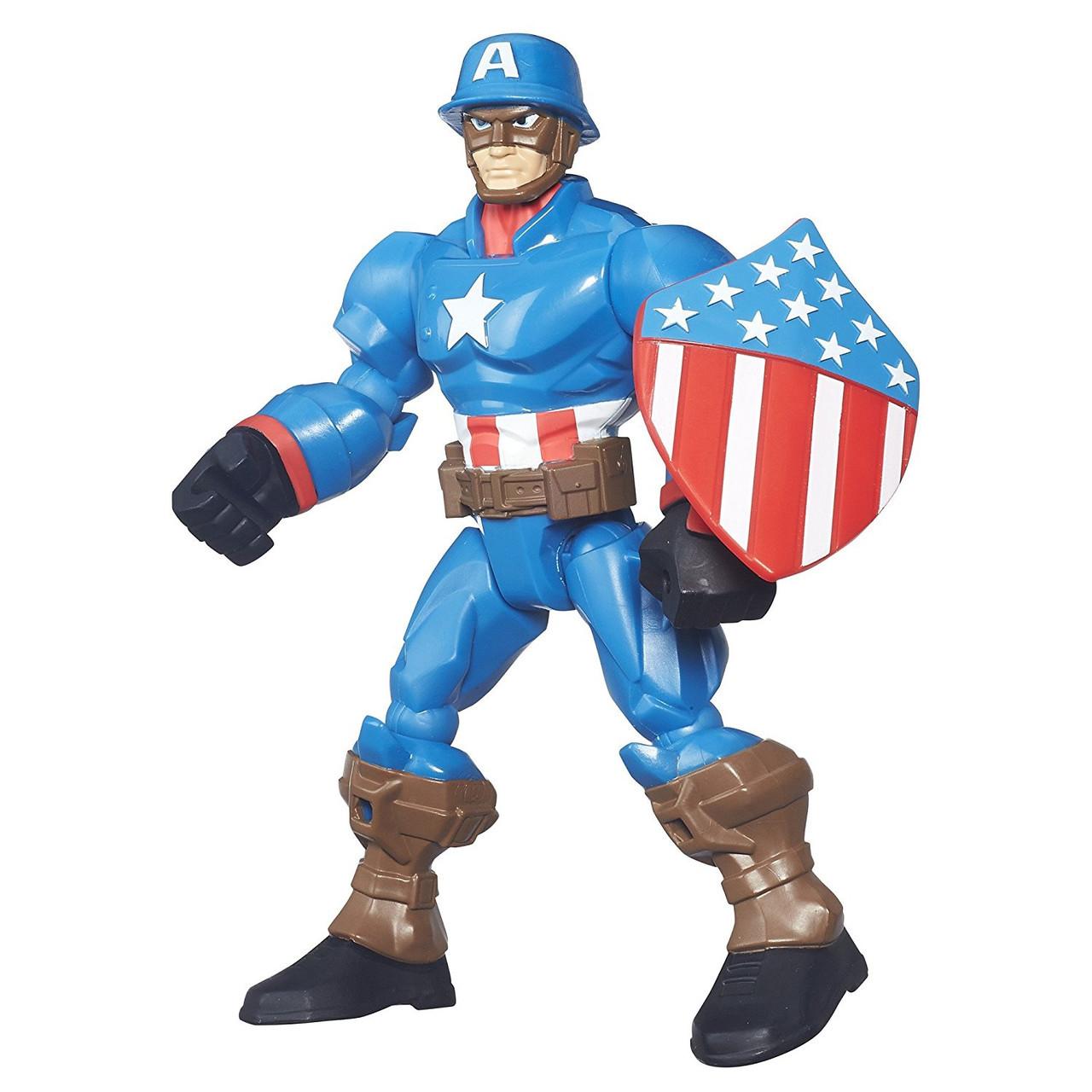 Разборная фигурка супер-героя Hasbro Капитан Америка 21 см (36-143408)