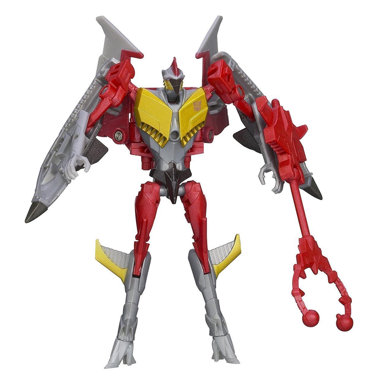 Трансформер Hasbro Starscream Старскрим Охотники на чудовищ 15 см (36-143213)