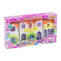 Кукольный домик The Joy of Home с куклами (TOY-59115)
