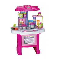 Игровой набор Toys Кухня со световыми и звуковыми эффектами Розовый (16641G)