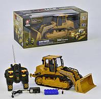 Экскаватор Truck на радиоуправлении Желтый (ХМ 6822 L)