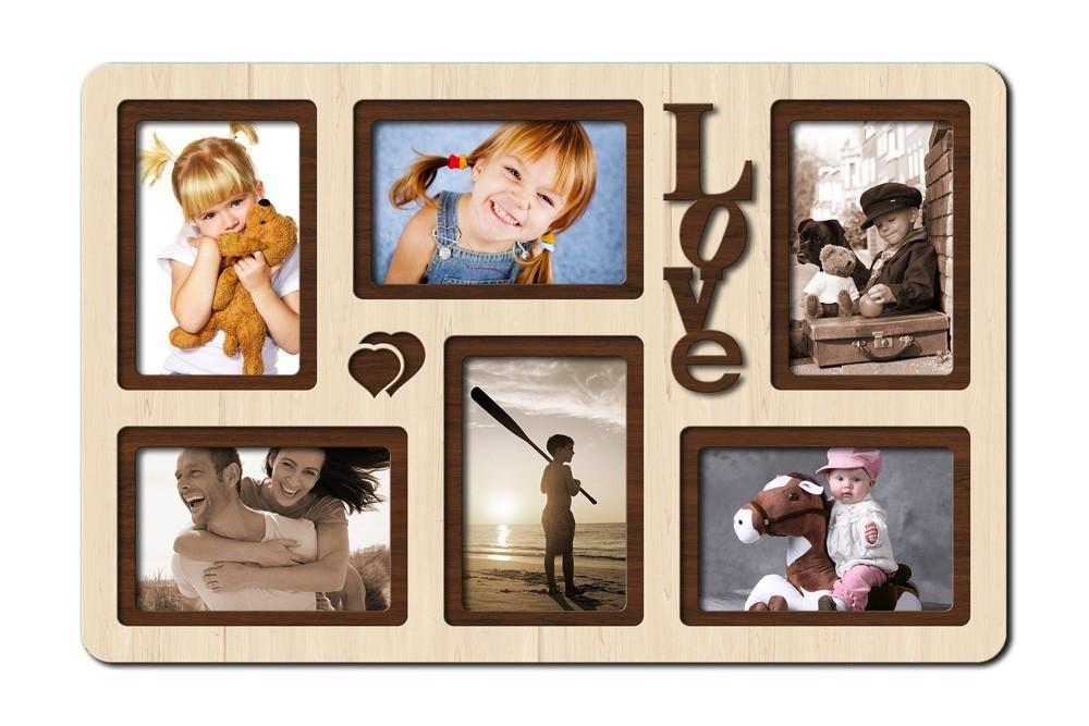 Фоторамка DK Store 33x51 см (H6-034Bs)