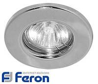 Светильник точечный Feron DL10 хром