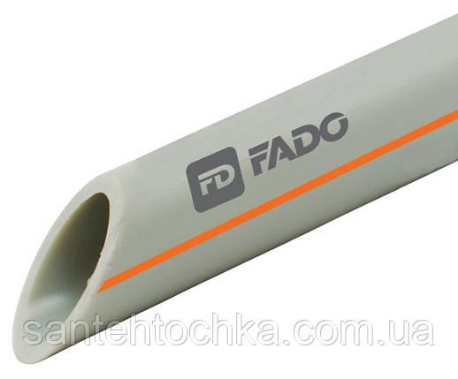ПП Труба FADO PP-RCT PN-20 32х5,4 (1шт=4м), фото 2