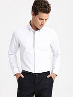 Белая мужская рубашка LC Waikiki / ЛС Вайкики, фото 1