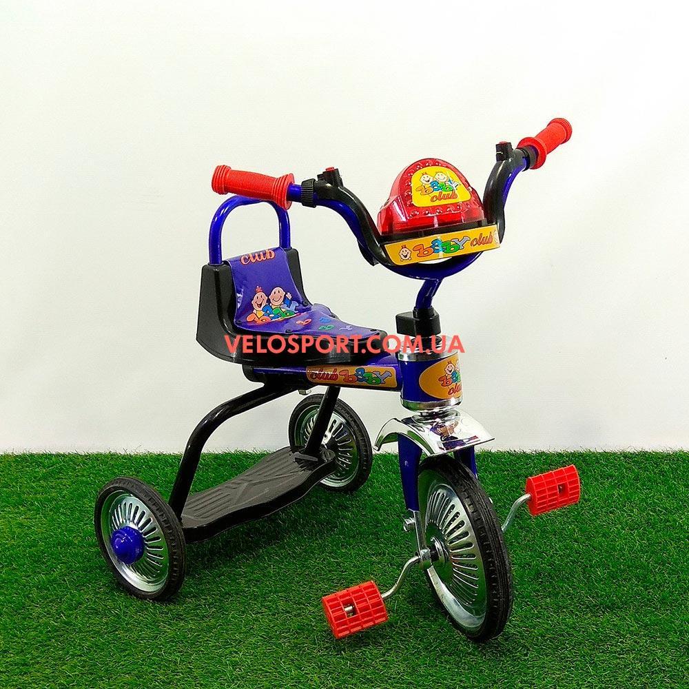 Детский трехколесный велосипед Baby Club BC-17C