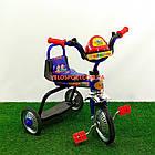 Детский трехколесный велосипед Baby Club BC-17C, фото 3