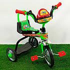 Детский трехколесный велосипед Baby Club BC-17C, фото 4