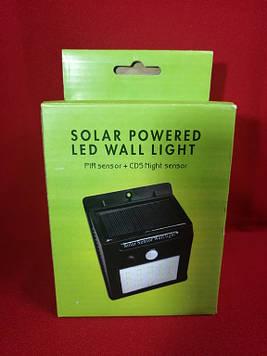 Уличный фонарь светильник Solar Motion Sensor Light