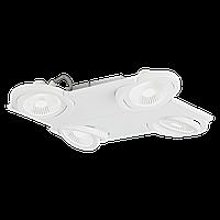 """Світильник настінно-стельовий Eglo 39136 4х5W LED білий """"Бреа"""""""