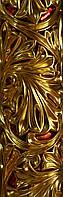 Позолота сусальным золотом резных панно и колонн  иконостаса., фото 5