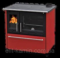 Дровяная варочная печь с духовкой Plamen 850 Glas (8kw)