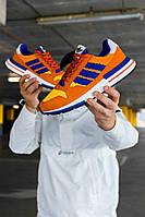 "Женские кроссовки Adidas ZX 500 RM ""Goku"" \ Адидас Зе Икс 500 \ Жіночі кросівки Адідас Зе Ікс 500"