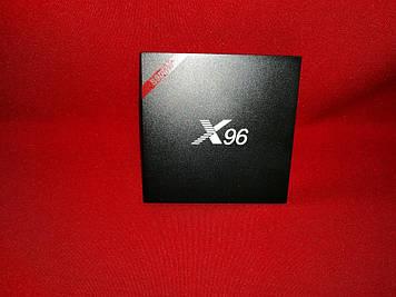 Смарт приставка X96 Версія з двухдиапазонным WiFi (2.4 + 5 GHz) + Bluetooth.