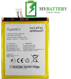 АКБ оригинал Alcatel 6034R (TLp020C2)