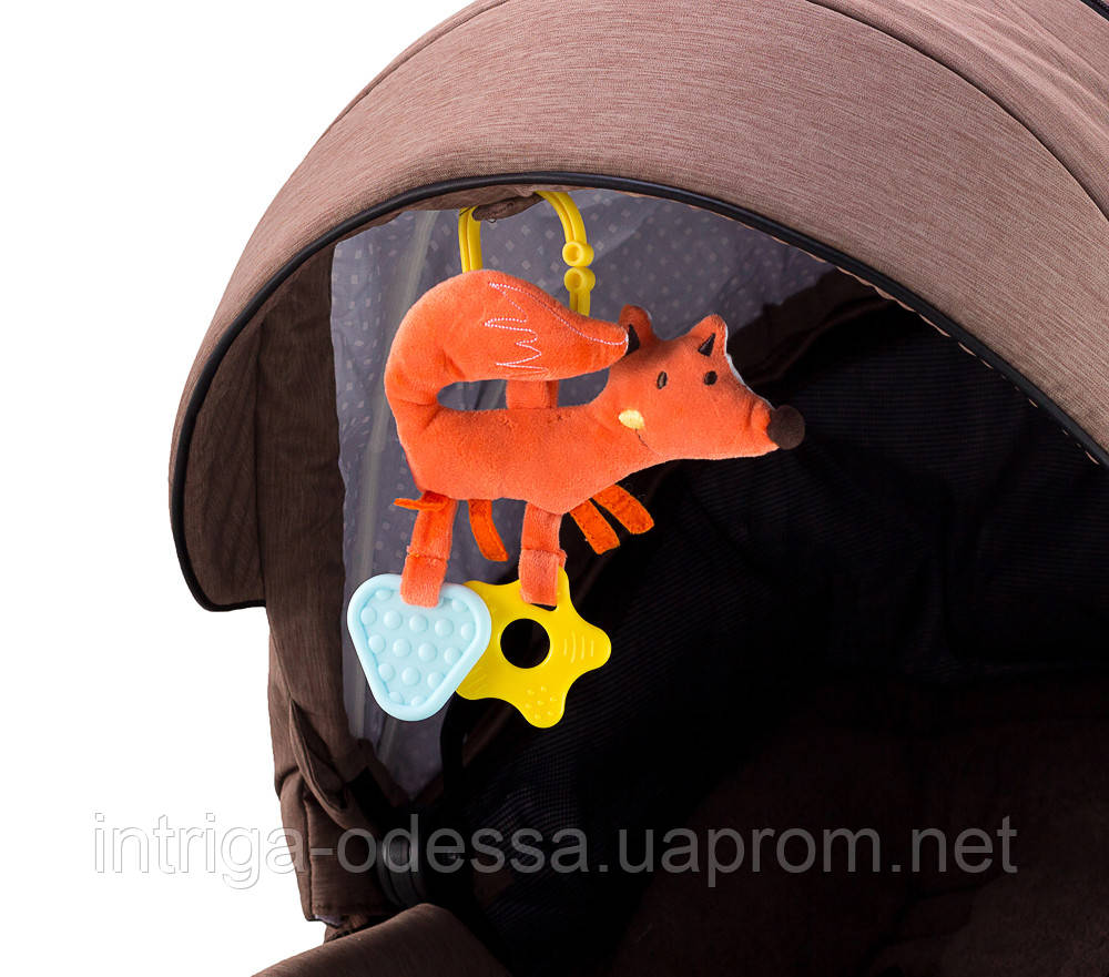 Игрушка Labebe Fox Teether 0m+ HY051015A