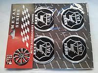 Наклейки на заглушки литых дисков (колпачки) с логотипом gaz (газ)