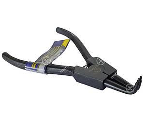 Сталь 41044 Съемник для внешних стопорных колец (выгнутые губки, разжимание) 150 мм