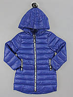 Куртка на синепоне на девочек 110 / 160 см, фото 1