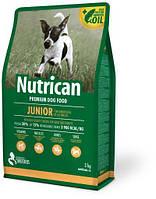 Nutrican Junior (Нутрикан) для щенков всех пород, курица, 3кг