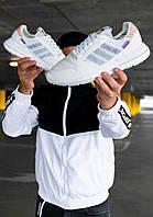 "Женские кроссовки Adidas ZX 500 RM ""White"" \ Адидас Зе Икс 500 \ Жіночі кросівки Адідас Зе Ікс 500"