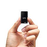 GPS трекер мини GF-07 с микрофоном GSM/GPRS маячок, чип, прослушка, фото 7