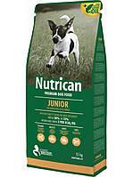 Nutrican Junior (Нутрикан) для щенков всех пород, курица, 15кг