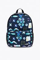 Рюкзак городской женский/мужской стильный Urban Planet B10 ABS SIGNS