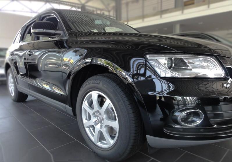 Audi Q5 2008-2016 молдинги на двери
