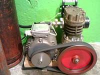 Ремонт компрессора холодильного 1П-10, 1П10-1-02, 1П10-2-02 [Холодильный агрегат ФВ-6 ФВ6]