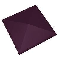 Клинкерная накрывка рубиновая CRH 445*445