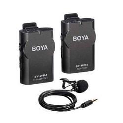 Беспроводная микрофонная система Boya BY-WM4 Mark II