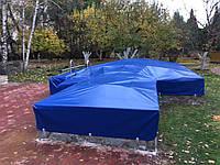 Тент для каркасного бассейна, фото 1