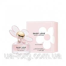 Женская туалетная вода Marc Jacobs Daisy Love Eau So Sweet (мятая упаковка)