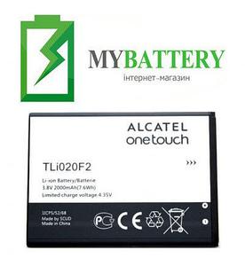 АКБ оригинал Alcatel 7040N/ 7040T/ 7040 Fierce 2/ A564C Pop Icon 2000 mAh (TLi020F2)