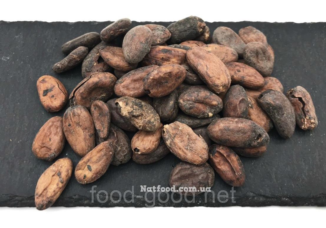 Какао боби натуральні сирі Гана, 100г.