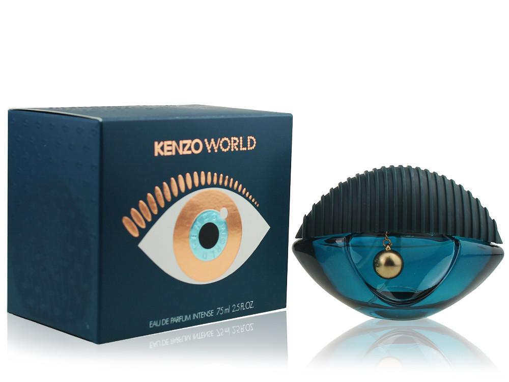 Женская парфюмированная вода Kenzo World Intense
