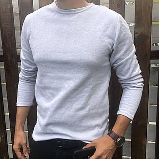 Свитер, джемпер мужской плотный, теплый на флисе NN, фото 2