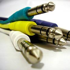 Инструментальные кабели, переходники, разъемы
