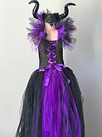 Костюм ведьмы для девочки, прокат карнавальной одежды