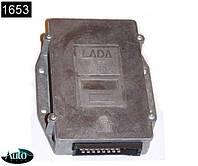 Электронный блок управления (ЭБУ) Lada Samara 1.3 88-97г