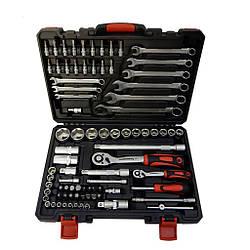 Набор инструментов Haisser 82 единицы 70015