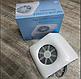 Вытяжка настольная для маникюра,пылесос,вентилятор для фрезера 30Вт, фото 5