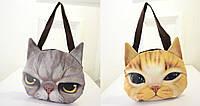 Рюкзак с принтом кошки. По низкой цене. Качественный. Интернет магазин. Купить рюкзак.  Код: КСМ33
