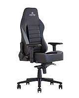 Кресло геймерское Hexter Xl R4D механизм Мультиблок крестовина МВ70, Eco/01 black grey (Новый Стиль ТМ)