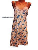 Женская ночная сорочка-бамбуковая, фото 1