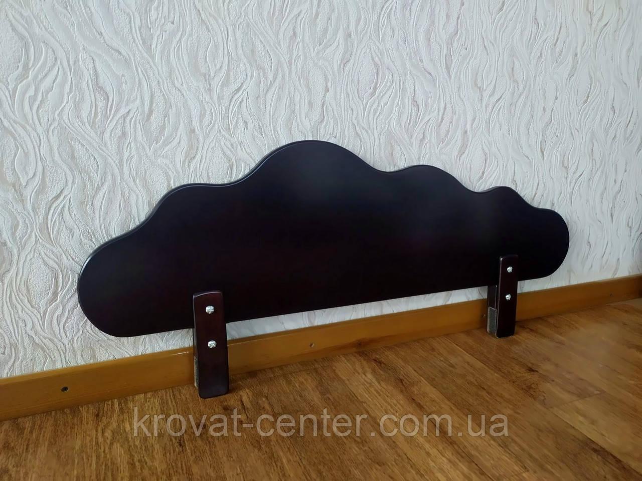 """Защитный бортик в детскую кроватку от производителя """"Облако""""  (цвет на выбор) 100 см."""