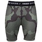 Компрессионные шорты TATAMI Renegade Green Camo VT Shorts, фото 3