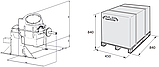 M&B Engineering WB 200M - Компактный безкорпусный балансировочный станок, фото 4