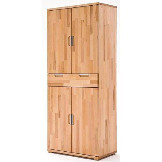 Шкаф в кабинет Mobler f002 73х38х189 см
